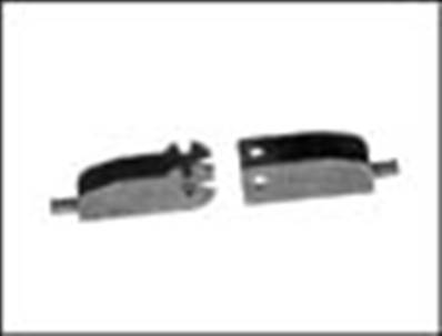 0320.20 Mounting Bracket Set (with strain relief)