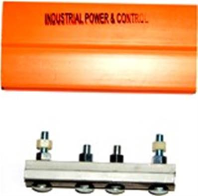 JA400HHJ : 400 Amp High Heat Joint Splice With Cover