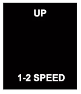 PRTA207IPI: Up 2 Speed No Legend