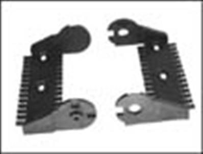 BV66540150: Mounting Bracket Set (With Strain Relief)