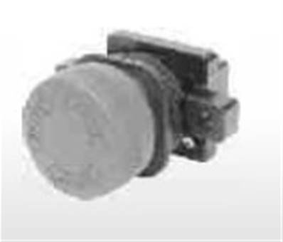 B-B: Emergency Stop Pushbutton With 1 NC Contact Element