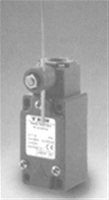 PF33784100: Standard Adjustable Steel Rod Switch With 1NO + 1NC Contact
