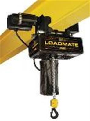 LM05-250-3-MTT-C: 250 KG Chain Hoist 2 Speed Trolley 10' Lift 16 FPM 460V