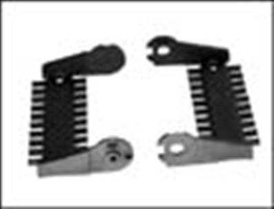 BV45540130: Mounting Bracket Set (With Strain Relief)