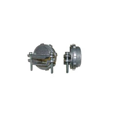 WGL100: Flat Cable Gland With 1 Inch Knock Out