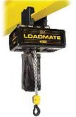 LM05-250-3-PT-C: 250 KG Chain Hoist Push Trolley 10' Lift 16 FPM 460V