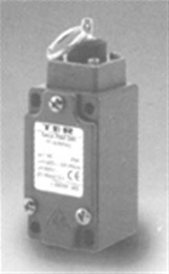 PF25767600: DIN Ring For Rope Limit Switch With 1NO + 1NC Slow Contact