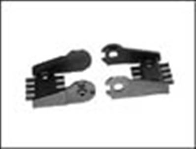 BV4554058: Mounting Bracket Set (With Strain Relief)