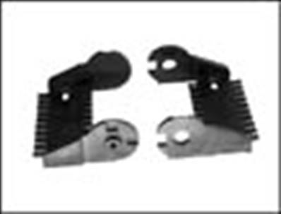 BV6556050: Mounting Bracket Set (With Strain Relief)