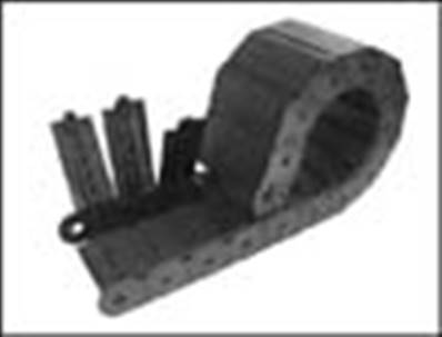 0665.060.50: Uniflex Tube Carrier Cavity: 44mm h x 50mm w