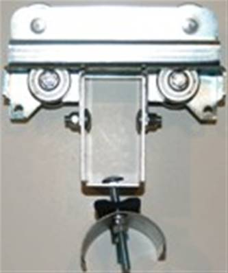031560-140x70-01: S3-S6 Steel Tow Trolley (70mm Cable Clamp)