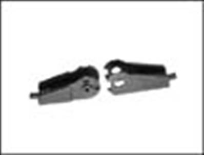 BV3454015: Mounting Bracket Set (with strain relief)