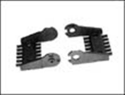 BV4556078: Mounting Bracket Set (With Strain Relief)