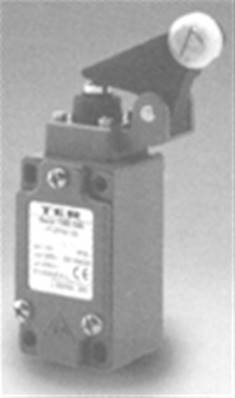 PF33774100: Standard Angular Roller Lever Limit Switch With 1NO + 1NC Contact