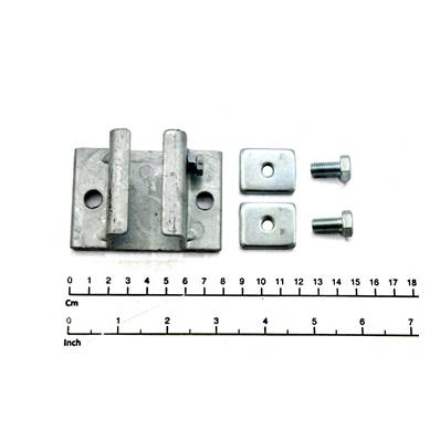 023226: Track Support Bracket With Fasteners (160Kg)