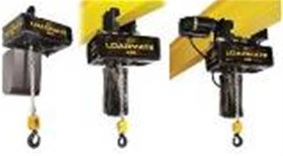 208V Single Speed Three Phase Chain Hoist