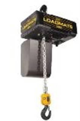 LM05-250-3-TH-C: 250 KG Chain Hoist Top Hook 10' Lift 16 FPM 460V