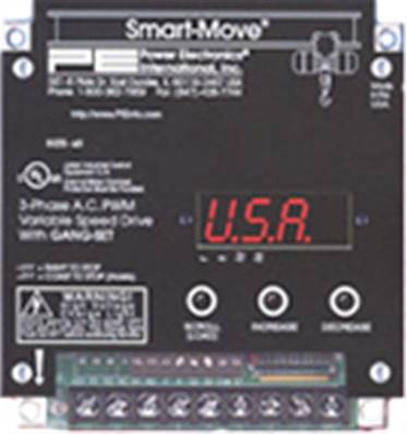 SMART MOVE Variable Frequency Drives