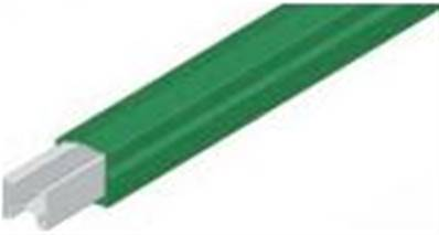 310002-J: 60 Amp Conductor Bar x 4.5m (Green)