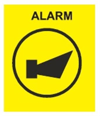 PRTA132IPI: Alarm - Yellow