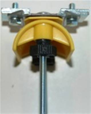 024289-100x038: End Clamp