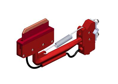 399360: 50 Amp Phase Collector (Red)